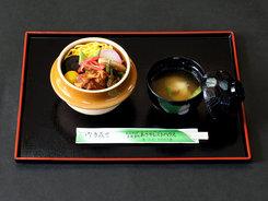 釜めし(益子陶器)